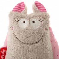 Мягконабивная игрушка sigikid, музыкальная розовая Летучая Мышь, коллекция Городские Дети
