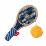Мягконабивная игрушка sigikid, теннисная ракетка, коллекция Папа & Я