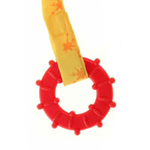 Развивающая мягконабивная игрушка  sigikid, Гусеница, коллекция  Активный Малыш