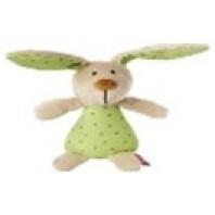 Игрушка-хваталка для малыша sigikid, Кролик, коллекция Красные Звезды