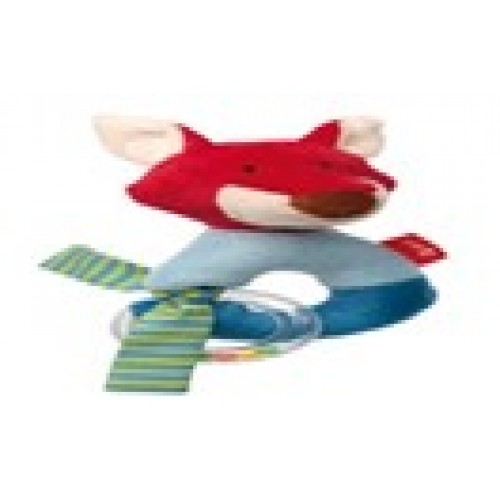 Игрушка-хваталка для малыша sigikid, Лисенок, коллекция Красные  Звезды
