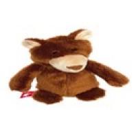 Мягконабивная игрушка sigikid, Малыш медвежонок, коллекция Плюшевые Гаджеты